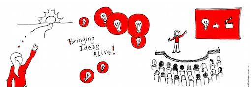 Terugblik Business Sparkle TEDxYouth 2011: Bringing Ideas Alive