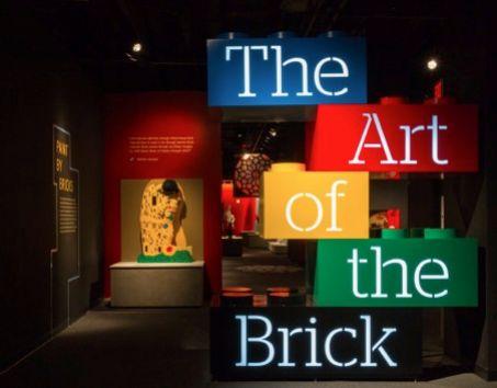 The Art of the Brick te zien op Amsterdam EXPO
