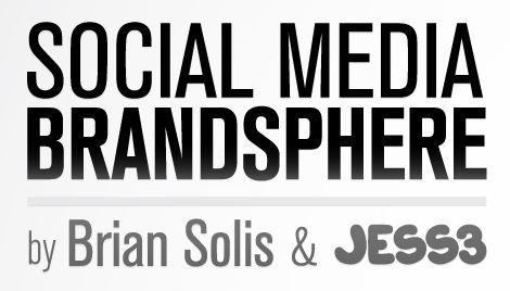 The brandsphere door Brian Solis en JESS3