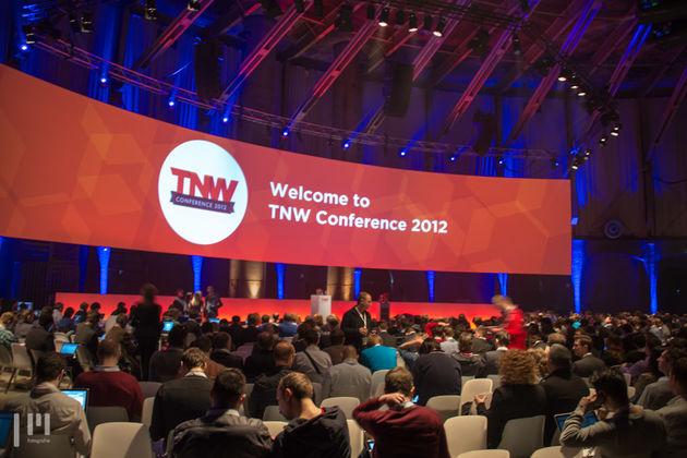 The Next Web in beeld #TNW2012