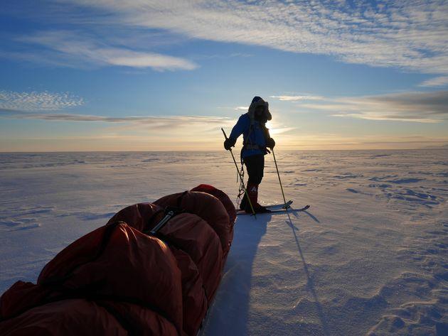 The Scott Expedition, Er waren geen makkelijke dagen