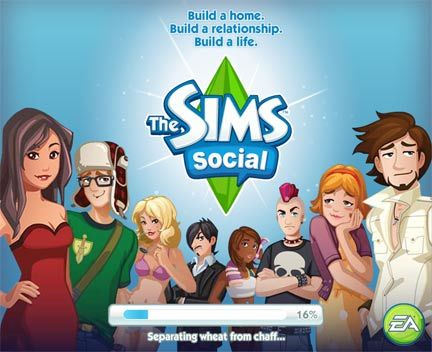 The Sims Social heeft na 1 week 4.6 miljoen dagelijkse gebruikers