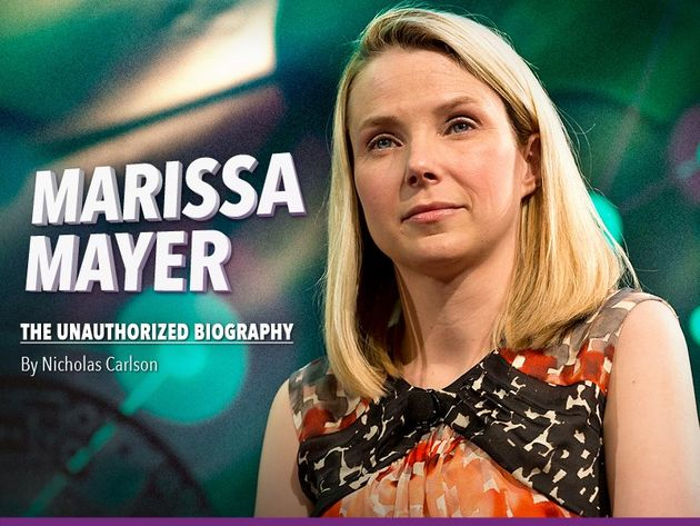 'The Truth About Marissa Mayer: An Unauthorized Biography'