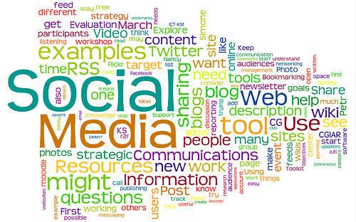Tien verbazingwekkende statistieken over social media [Infographic]