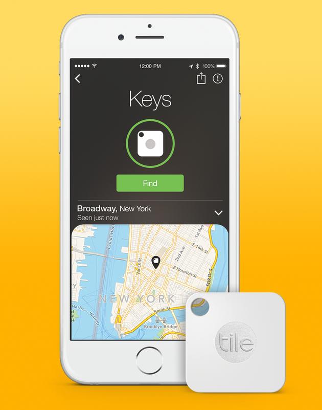 tile-sleutels-zoeken-functie