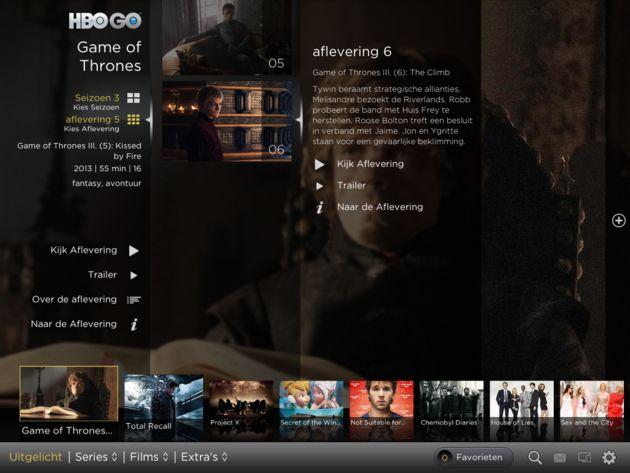Time Warner: Standalone HBO GO komt er voorlopig niet