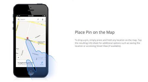 Tips om het beste uit de Google Maps voor iPhone-app te halen