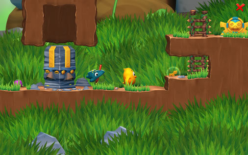 Toki Tori 2 op Gamescom: Briljant puzzelen