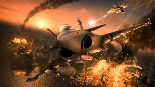 Tom Clancy's H.A.W.X. 2 - The Sky Is The Limit?
