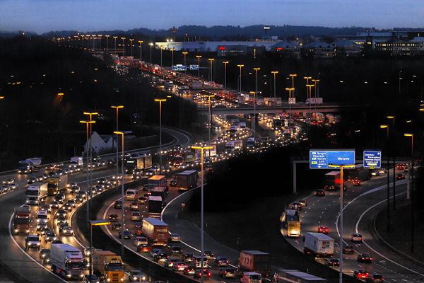 TomTom bestudeert verkeersdrukte 31 Europese steden