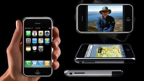 Tonie over de iPhone in Nederland