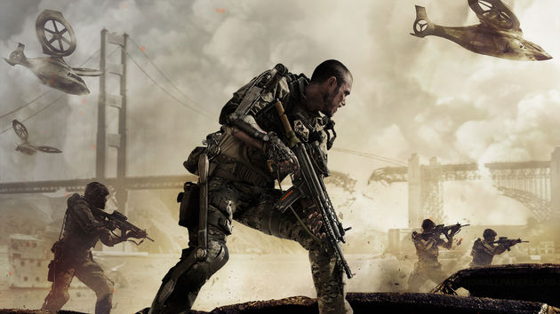 Trailer Time week 31: Call of Duty Advanced Warfare, Bayonetta 2 en meer