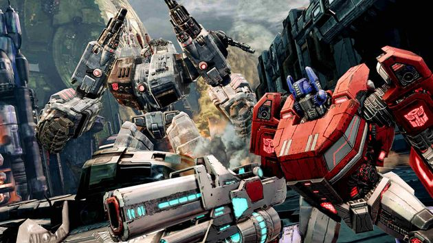 Transformers: Fall of Cybertron is half nostalgie en half kwaliteit