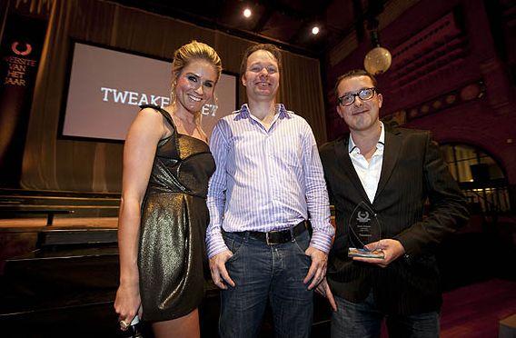 Tweakers verkozen tot website van het jaar 2011