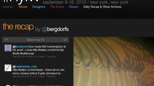 Twitter.com komt met eigen subdomein backchannels