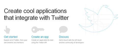 Twitter Ecosysteem bevat 1 miljoen applicaties