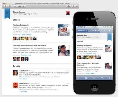 Twitter gaat een wekelijks overzicht per e-mail versturen
