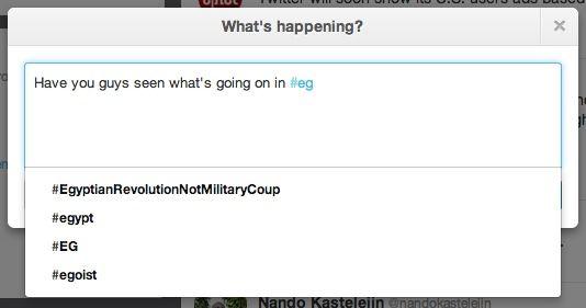 Twitter komt met automatisch invullen hashtags