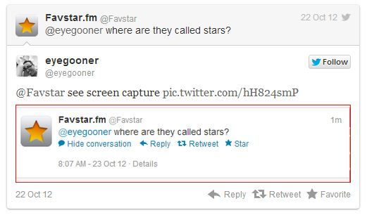 Twitter test 'star' en 'like' als vervanger voor 'favorite'-knop