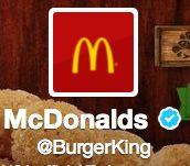 Twitteraccount Burger King gisteren gehackt