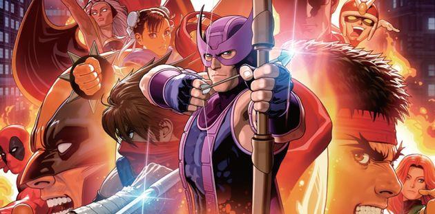 Ultimate Marvel VS Capcom 3 brengt de hardcore voor 100% naar de Vita