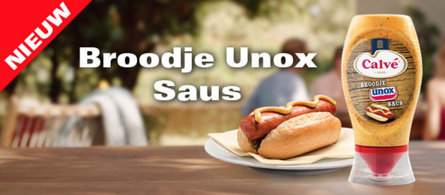 unox-saus
