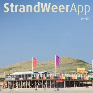 Update Strandweer App per 1 juni beschikbaar