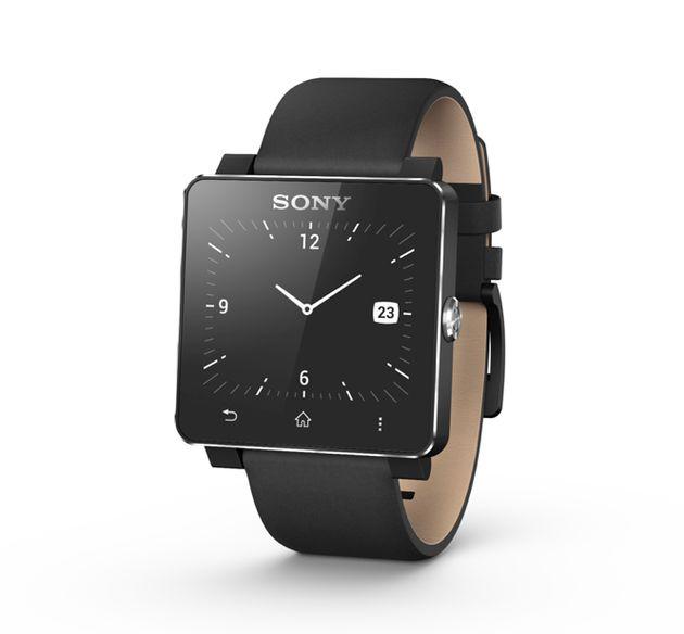 Vanaf september is de Sony SmartWatch 2 verkrijgbaar