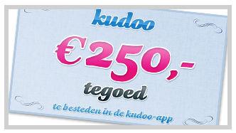 Vandaag te winnen: €250,- vrij te besteden in de Kudoo - Social Gifting App op Facebook! #DutchCows