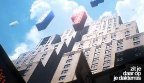 Vette video: Pixels