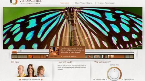 Video site laat alles zien over ooglaseren