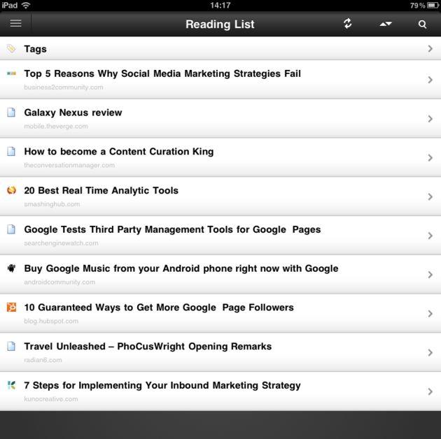 Vier apps om als marketeer niet meer te hoeven Googelen