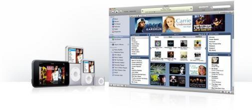 Vijf miljard liedjes via iTunes