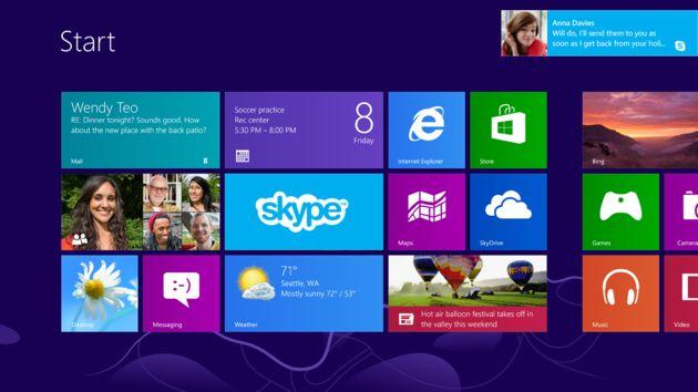 Vijf Windows 8 designprincipes om van te leren houden