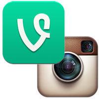 Vines worden vaker gedeeld op Twitter dan Instagram-foto's