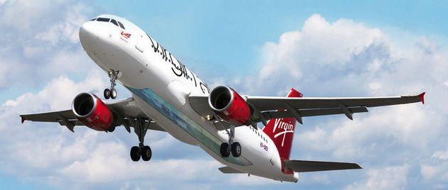 Virgin Atlantic introduceert vliegtuig met glazen bodem