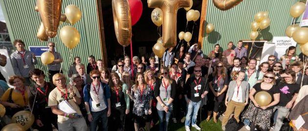 Virtueel Platform HOT100 presenteert de aanstormende creatieve mediatalenten van 2012