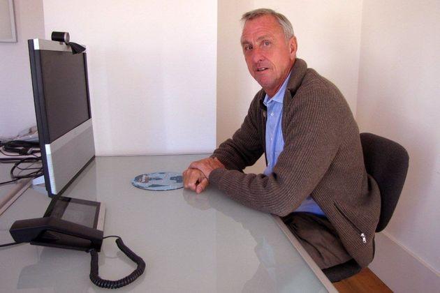 'Virtuele' Cruijff vergadert bij Ajax