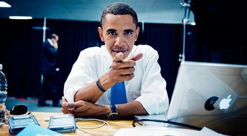 Volg de inauguratie van Obama online in real-time