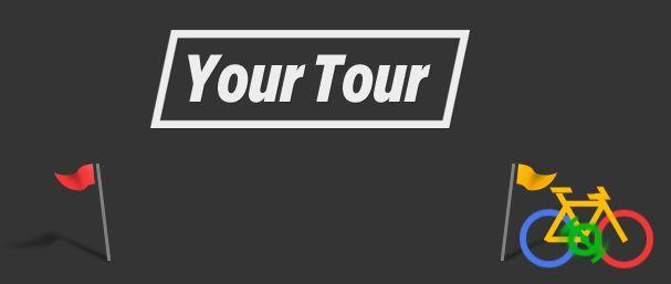 Volg de Tour interactief met Google