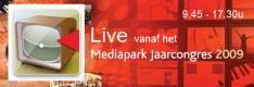 Volg het Mediapark Jaarcongres live