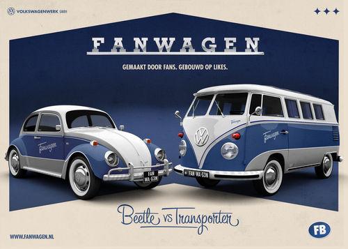 Volkswagen gaat eenmalig crowd-sourced auto ontwikkelen met social features