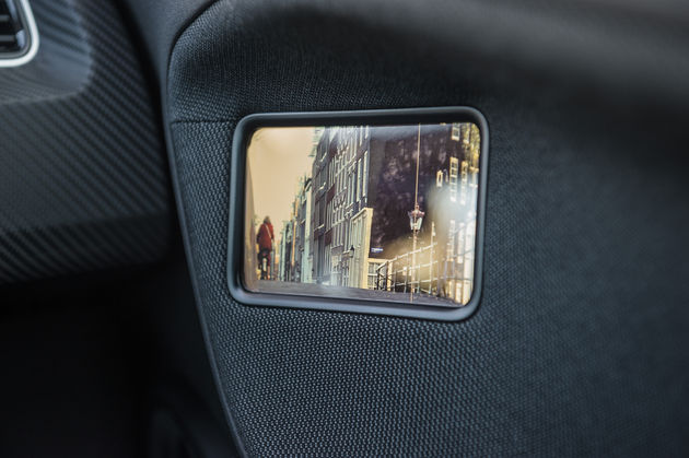 Volkswagen-XL1-spiegel