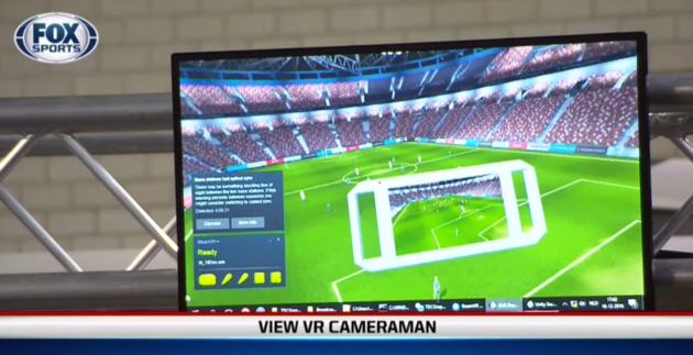 De topper Feyenoord – PSV ook met een virtuele camera te volgen