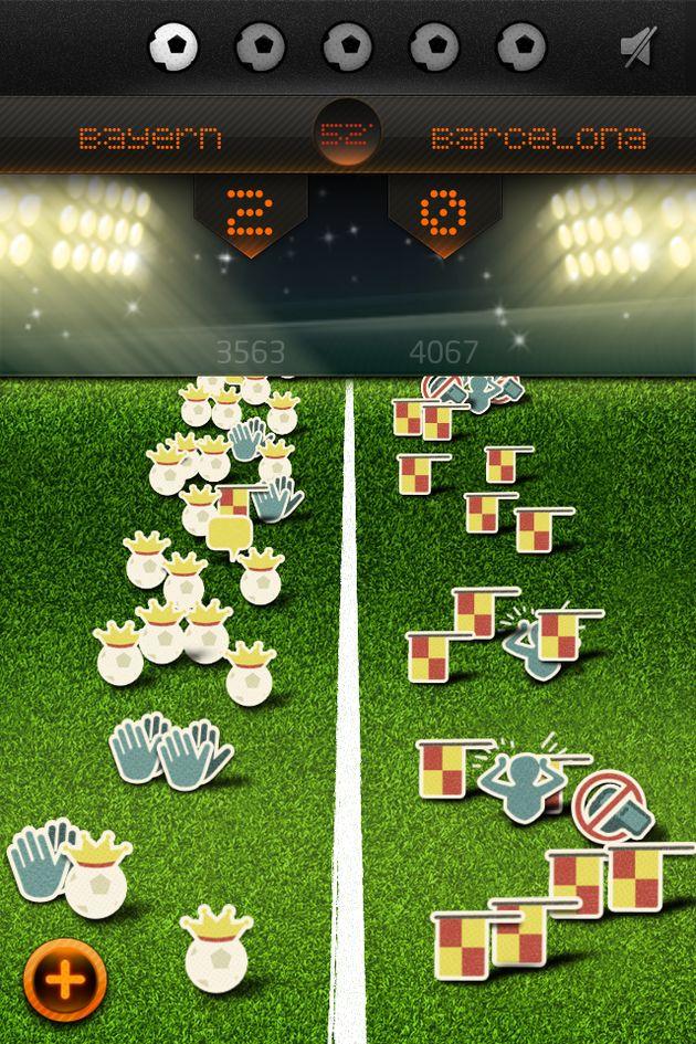 Vubooo: tweede scherm app voor de voetbalfan