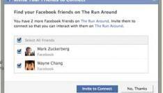 Waarom Facebook Connect geen goed idee is