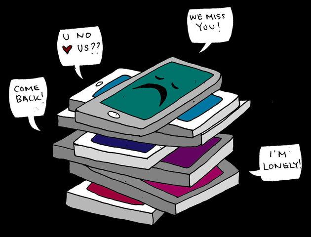 Waarom je nooit Phone Stack moet spelen met je vrienden