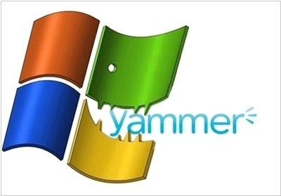 Waarom Microsoft Yammer koopt