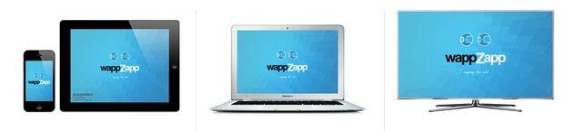 Wappzapp, TV kijken met óf op je iPad