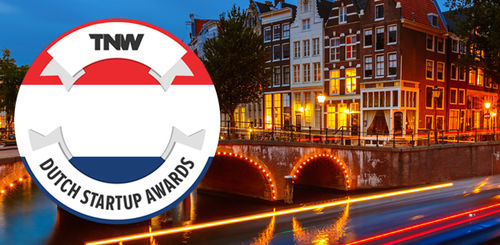 WappZapp winnaar 'best mobile app' bij The Next Web Dutch Startup Awards